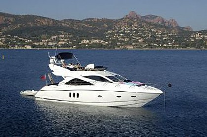 Jacht - Sunseeker Manhattan 50 (code:CRY 15) - Split - Riwiera Split  - Chorwacja