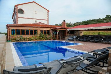 Apartamenty BRANO - with swimming pool A9(8+2), A10(4+2), SA11(5), SA12(5) Novalja - Wyspa Pag