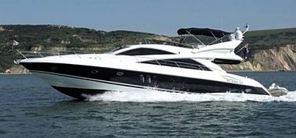 Jacht - Sunseeker Manhattan 66 (code:CRY 132) - Split - Riwiera Split  - Chorwacja